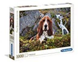 Clementoni- Puzzle 1000 Piezas Charlie Brown (39511.8)