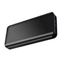 FKANT Batería Externa Movil Power Bank 25000mAh Carga Rápida Cargador Portátil de Alta Capacidad con 2 Salidas USB 4 Indicadores LED para iPhone11 SamSung Huawei Xiaomi Android y Otros Dispositivos