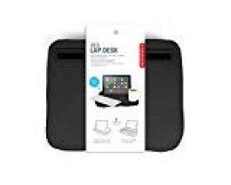 Kikkerland iBed - Soporte para Tableta, Color Negro