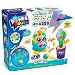 POWER DOUGH, Multicolor (Canal Toys Amazon ES1 DP016)