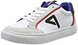 Pepe Jeans London Adams P Junio, Zapatillas para Niños, (White 800), 36 EU