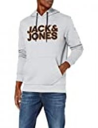 Jack & Jones Jcobase Sweat Hood Capucha para Hombre